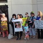 Protestors want SSFL cleaned up