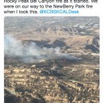 Massive Woolsey Fire Began On Contaminated Santa Susana Field Laboratory